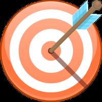 Zielscheibe-Icon